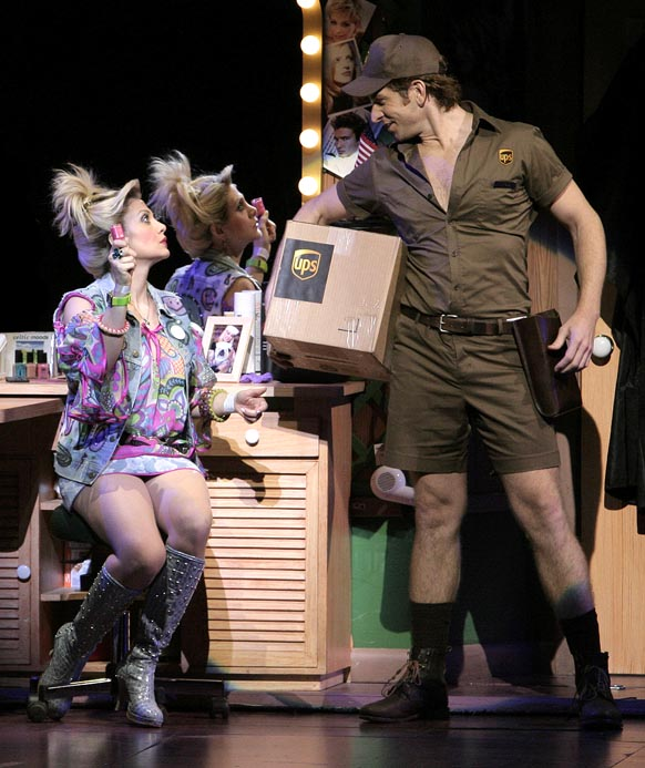 Andy Karl Legally Blonde