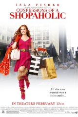<h5>Confessions of a Shopaholic</h5><p>																																																																																																																																																																																																																																														</p>
