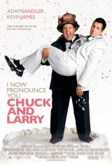 <h5>I Now Pronounce You Chuck and Larry</h5><p></p>