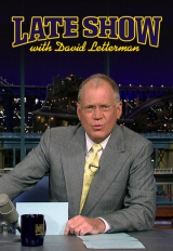 <h5>Late Night with David Letterman</h5><p>																																																																				</p>