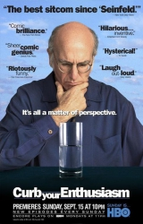 <h5>Curb your Enthusiasm </h5><p>																																																																				</p>