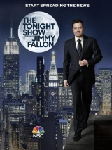 <h5>The  Tonight Show with Jimmy Fallon</h5><p>																																																																				</p>
