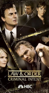 <h5>Law & Order Criminal Intent</h5><p>																																																																				</p>