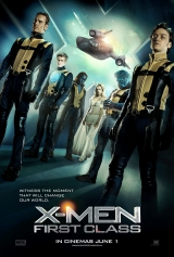 <h5>X-Men First Class </h5><p>																																																																																																																							</p>