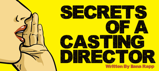 secrets of a casting director