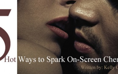 5 hot ways to spark on-screen chemistry