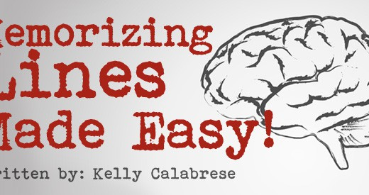 memorizing lines made easy