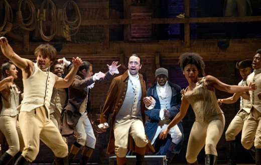 Hamilton dance