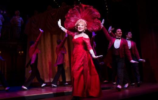 Hello Dolly Musical staring bette Midler