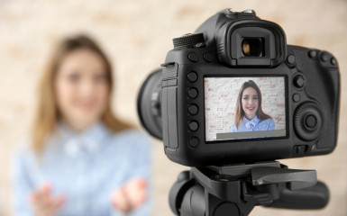 on-camera audition