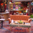 tv sitcom set