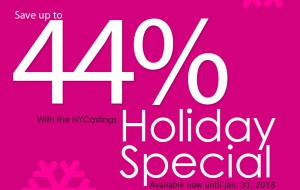 NYCastingsHolidaySpecial