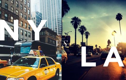 NY LA