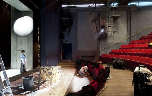 producing theatre