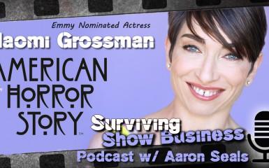 Surviving Show Business - Naomi Grossman