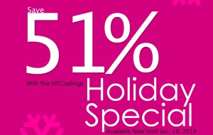 NYCastings Holiday Special