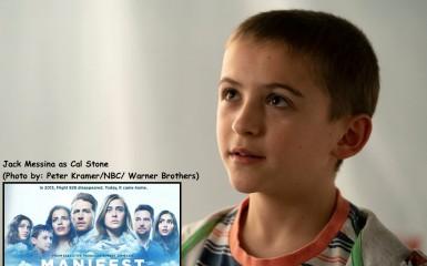 Child Actor Jack Messina of NBC's Manifest