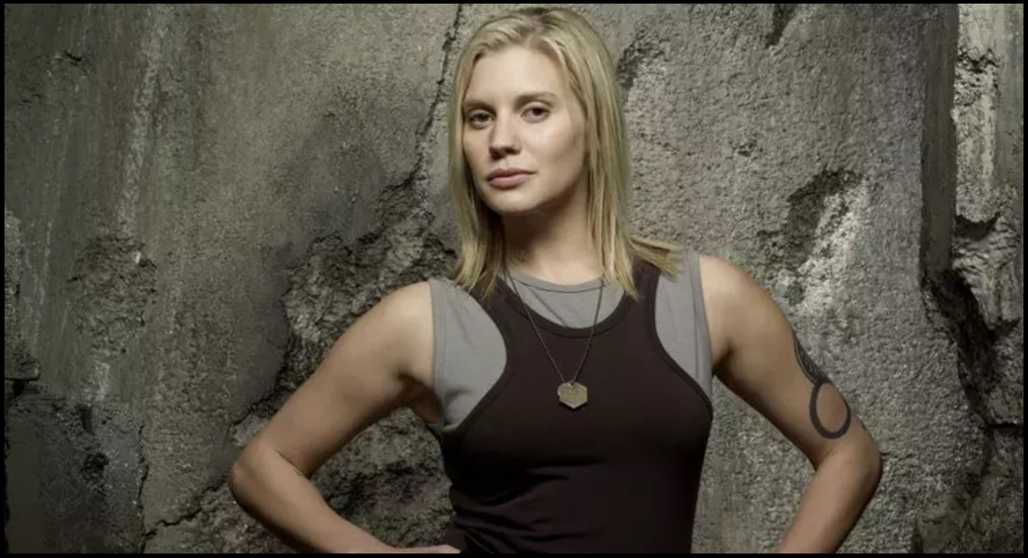 Actor Katee Sackhoff on Dealing with Backlash from Fans - NYCastings -  DirectSubmit