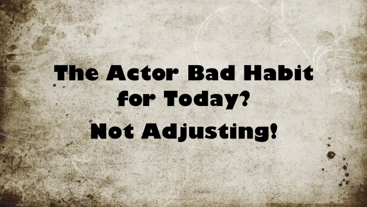 Free Acting Lessons