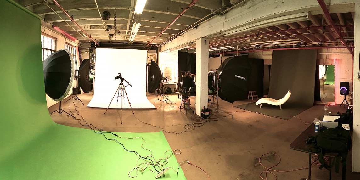 NYC Production Studio Rental