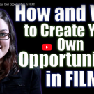 How and why to create your own work