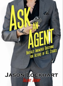Ask an Agent book cover
