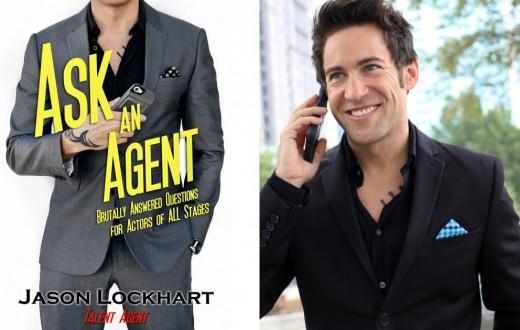 Ask an Agent book cover - Jason Lockhart