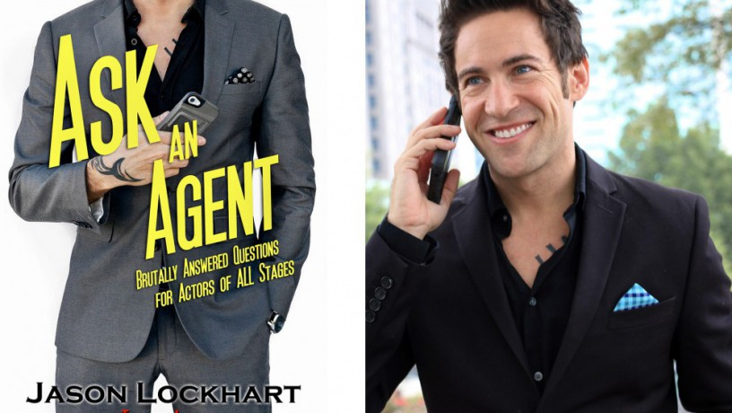 Ask an Agent book cover - Jason Lockhart