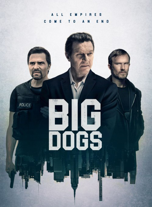 Big Dogs TV Series Cover