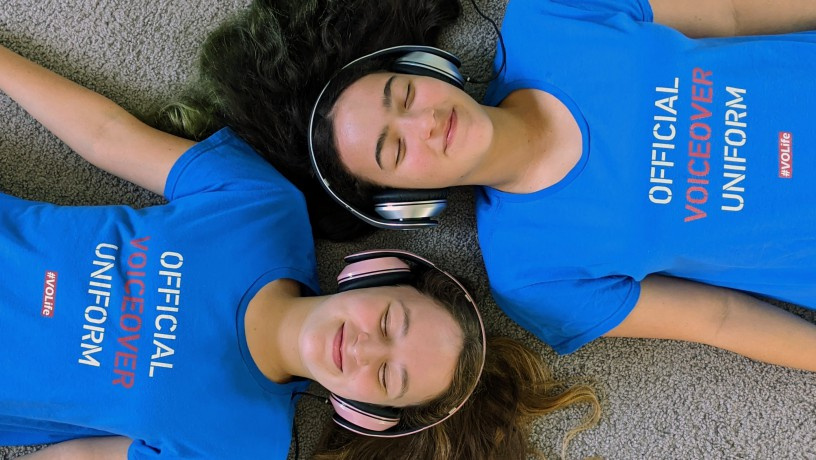 Cassie and Sabrina Glow - Kid Voiceover Artists