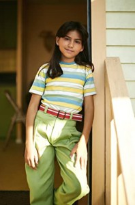 Madison Taylor Baez in Selena The Series