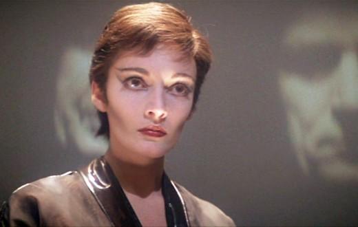 Sarah Douglas as Ursa in Superman II