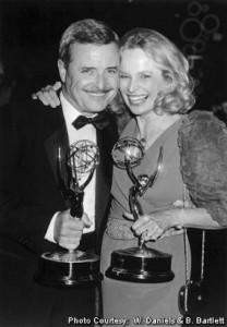 Bonnie Bartlett and William Daniels Emmys