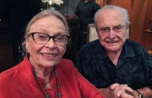 Bonnie Bartlett and William Daniels