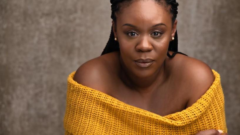 Andrene Ward-Hammond. Photo by Wesley Volcy.