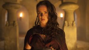 Amy Manson in Atlantis