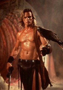 Marc Singer in The Beastmaster