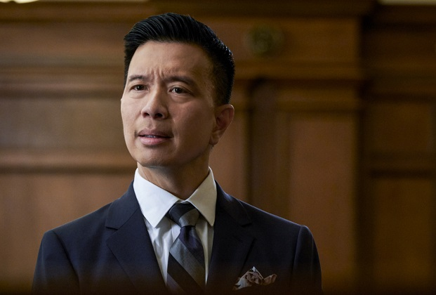 Reggie Lee. Photo: Tina Thorpe/2019 Warner Bros. Entertainment Inc.