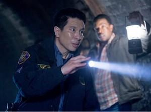 Reggie Lee in Grimm