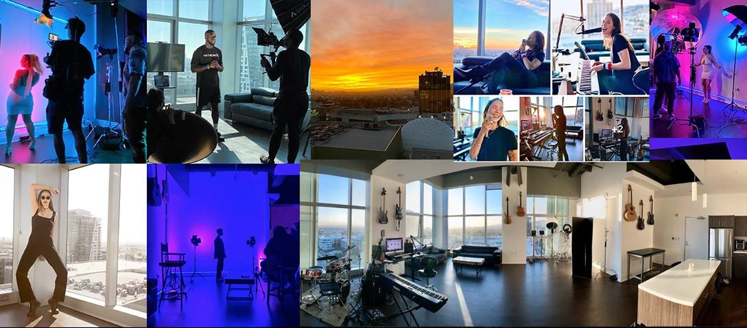 LA Studio Collage copy