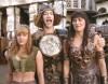 Gabrielle, Joxer & Xena of Xena: Warrior Princess