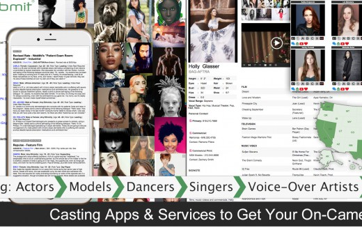 DirectSubmit Talent Casting Services